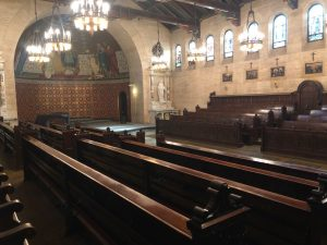 Cleveland Restoration Society's Sacred Landmarks Committee is keeping religious buildings safe