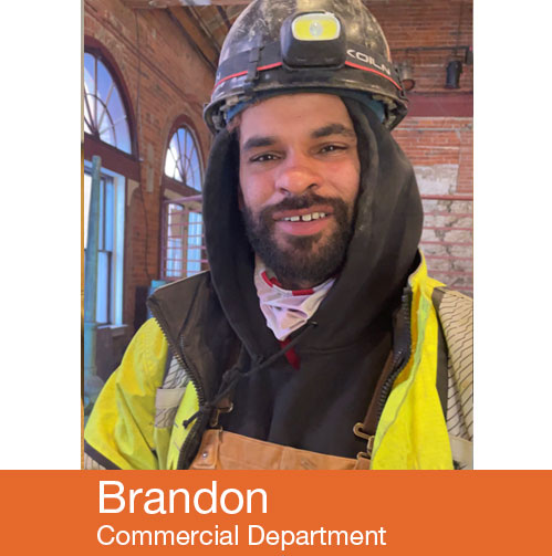 Diversity and Inclusion: MORE Minority Occupational Recruitment & Education - 1st Choice Roofing - brandon 1